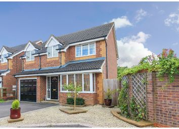 4 bed detached house for sale in Georgia Close, Andover SP10