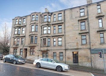 Thumbnail 1 bed flat for sale in Sandbank Street, Maryhill, Glasgow
