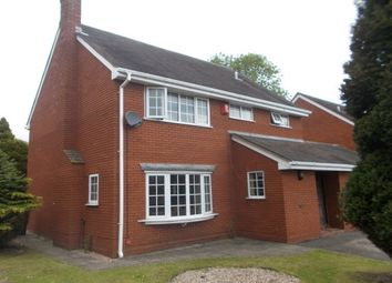 Thumbnail 4 bed property to rent in Swarbourn Close, Yoxall, Burton-On-Trent