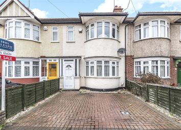 Thumbnail 2 bed terraced house for sale in Braintree Road, South Ruislip, Middlesex