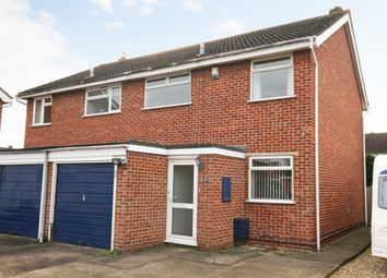 3 bed semi-detached house to rent in Brionne Way, Longlevens, Gloucester GL2