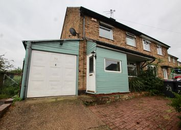 Thumbnail 2 bed semi-detached house to rent in Lime Tree Road, Hucknall, Nottingham