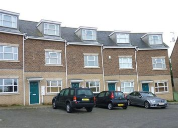 Thumbnail 3 bed terraced house to rent in The Crescent, Gleneagles, Wellingborough