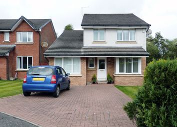 Thumbnail 4 bed detached house for sale in Canonbie Avenue, Mavorpark Gardens, East Kilbride