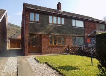 Thumbnail 3 bed semi-detached house for sale in Wildbrook, Port Talbot, Neath Port Talbot.