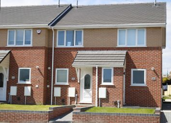 Thumbnail 2 bed terraced house for sale in Blandfrod Road, Hamworthy, Poole