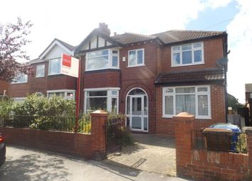 Thumbnail 5 bedroom semi-detached house for sale in Montagu Road, Offerton, Stockport, Cheshire