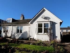 Thumbnail 2 bed semi-detached house to rent in Abbey Road, Scone, Perth