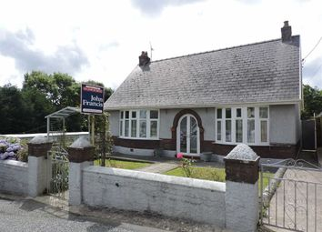 Thumbnail 2 bed detached bungalow for sale in New Road, Goodwick