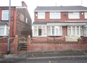 Thumbnail 3 bed semi-detached house for sale in Robins Lane, St. Helens
