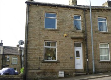 Thumbnail 2 bed end terrace house for sale in Scar Lane, Milnsbridge, Huddersfield