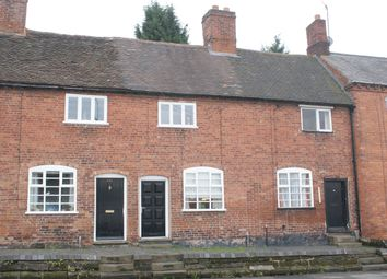Thumbnail 2 bed terraced house to rent in Worcester Road, Bromsgrove