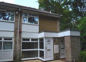 Thumbnail 1 bed flat to rent in Elgol Close, Stockport
