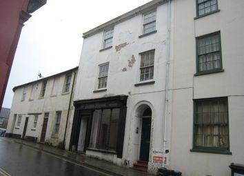 Thumbnail 2 bed flat to rent in Winner Street, Paignton, Devon