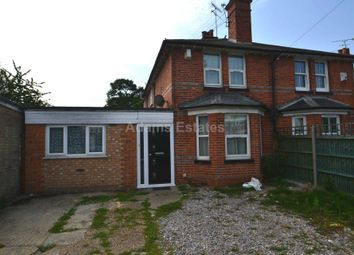 Thumbnail 1 bed flat to rent in Elm Road, Earley, Reading