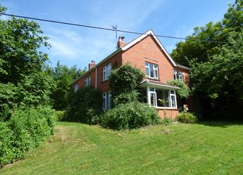 Thumbnail 4 bed detached house for sale in Burton, Mere, Warminster