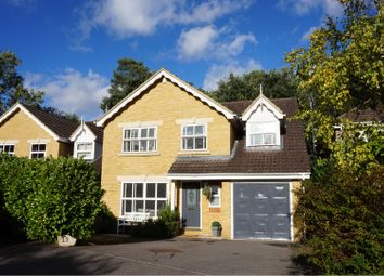 Thumbnail 5 bed detached house for sale in Royal Oak Drive, Crowthorne
