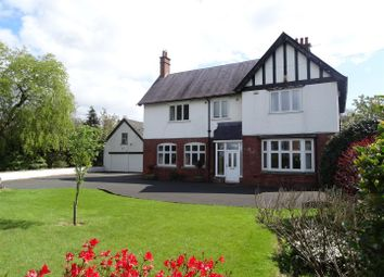 Thumbnail 6 bed detached house for sale in Netherby Road, Longtown, Carlisle