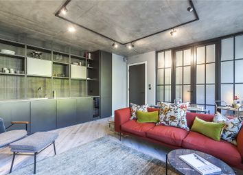 Thumbnail 2 bed flat for sale in Curtain Road, London