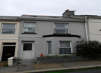 Thumbnail 4 bed terraced house to rent in West Hill Road, Mutley, Plymouth