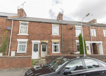 Thumbnail 2 bed terraced house for sale in Ashfield Road, Hasland, Chesterfield