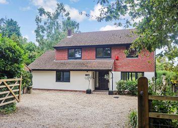 Thumbnail 4 bed detached house for sale in Chapel Lane, Curdridge, Southampton
