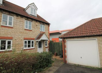 Thumbnail 3 bed end terrace house for sale in Parade Court, Speedwell, Bristol