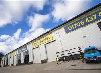 Thumbnail Commercial property for sale in Unit 7H Store First, Crown Business Park, Cowm Top Lane, Rochdale