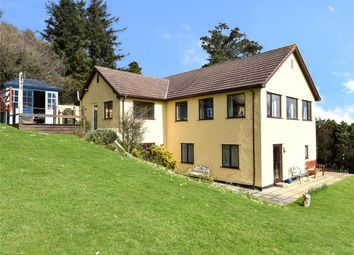 Thumbnail 4 bed detached house for sale in Old Lyme Road, Charmouth, Bridport