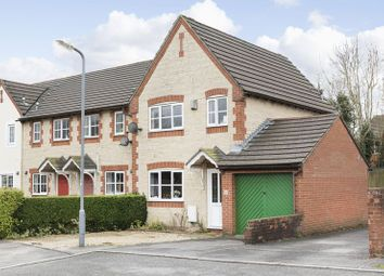 Thumbnail 3 bed end terrace house for sale in Faulkland View, Peasedown St. John, Bath