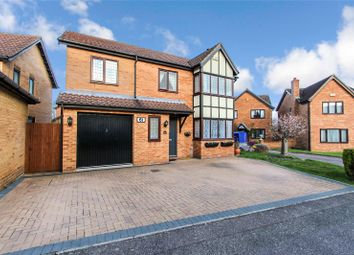Thumbnail 5 bed detached house for sale in Sparrowhawk Way, Hartford, Huntingdon, Cambridgeshire