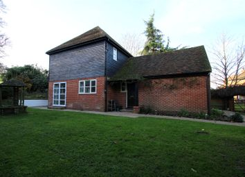 Thumbnail 2 bed detached house to rent in White Lane, Tongham, Farnham, Surrey
