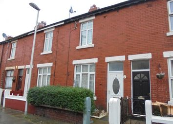 Thumbnail 2 bed terraced house to rent in Chester Road, Blackpool