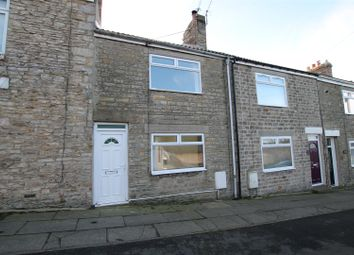 Thumbnail 2 bed terraced house to rent in Wolsingham Road, Tow Law, Bishop Auckland
