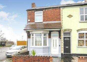 3 bed end terrace house for sale in Charles Street, Willenhall WV13