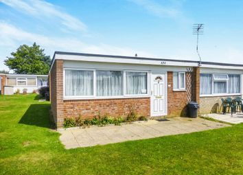 Thumbnail 2 bed property for sale in Beach Road, Scratby, Great Yarmouth