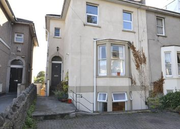 Thumbnail 2 bed flat for sale in Sussex Place, Montpelier, Bristol
