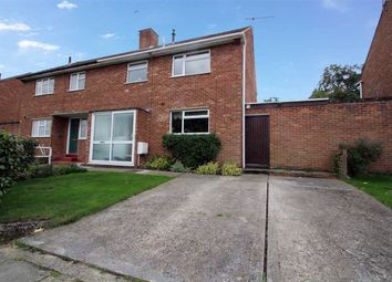 Thumbnail 3 bedroom semi-detached house for sale in Wallers Grove, Ipswich