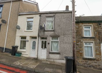 Thumbnail 2 bed terraced house for sale in Market Street, Dowlais, Merthyr Tydfil