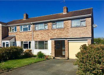 Thumbnail 4 bed semi-detached house for sale in 12 Elmvil Road, Newtown, Tewkesbury, Gloucestershire