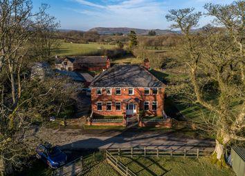 Thumbnail 5 bedroom farmhouse for sale in Lower Cefn, Penarth, Crossgates, Llandrindod Wells