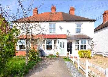 Thumbnail 2 bed terraced house for sale in Milley Bridge, Waltham St. Lawrence, Reading