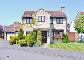 Thumbnail 4 bed detached house for sale in Garraways, Royal Wootton Bassett, Swindon