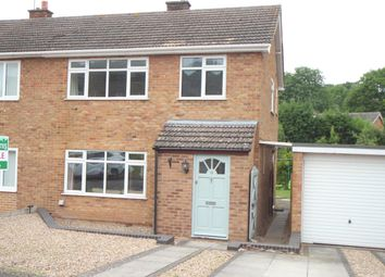 3 bed semi-detached house for sale in Heath Road, Market Bosworth, Nuneaton CV13