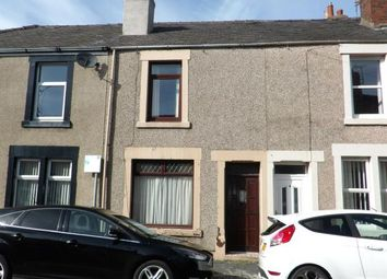 Thumbnail 2 bedroom terraced house for sale in Darcy Street, Workington, Cumbria