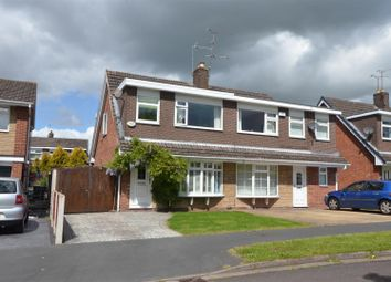 Thumbnail 3 bed semi-detached house to rent in Cranleigh Crescent, Chester