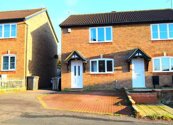 Thumbnail 2 bed semi-detached house to rent in Worcester Close, Northampton
