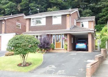 Thumbnail 3 bed detached house for sale in Woodfield Heights, Tettenhall, Wolverhampton