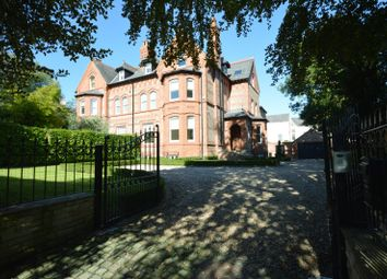 Thumbnail 7 bed semi-detached house to rent in Cavendish Road, Bowdon, Altrincham