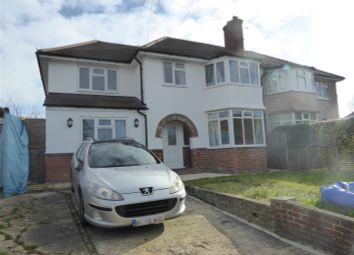Thumbnail 5 bed semi-detached house for sale in The Ruffet, South Croydon